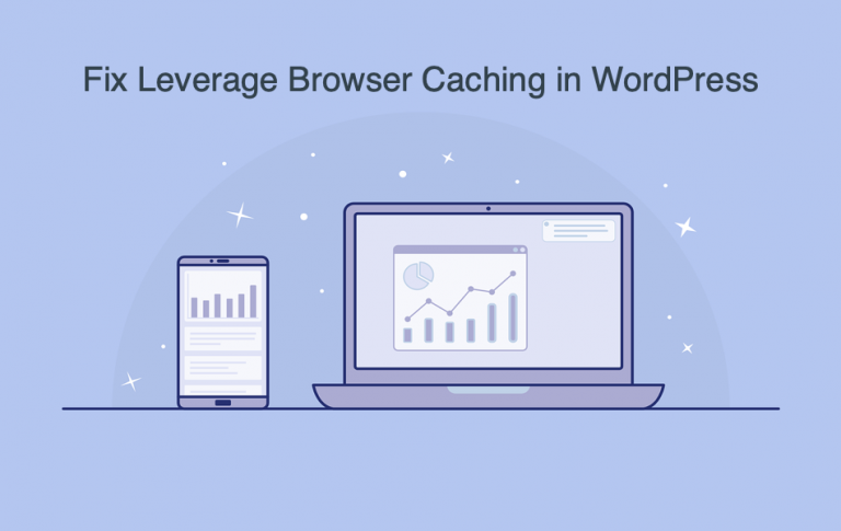 Fix Leverage Browser Caching in WordPress
