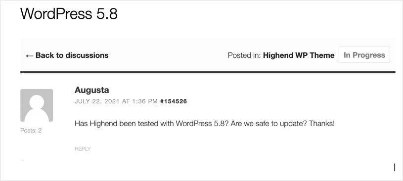 Developer Do Not Update