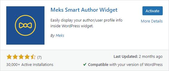 Meks Smart Author